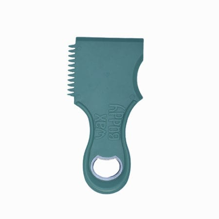 wax buddy sage green bottle opener
