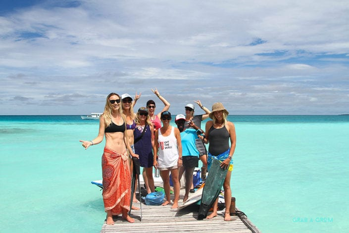 GrabAGrom Maldives