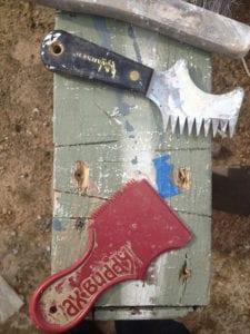 wax buddy tool