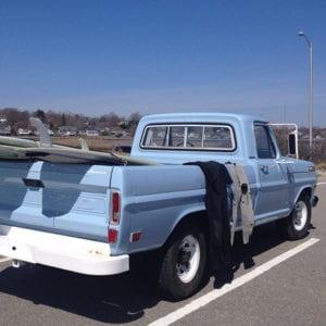 wax buddy wax combs truck