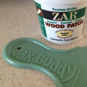 waxbuddy wood patch