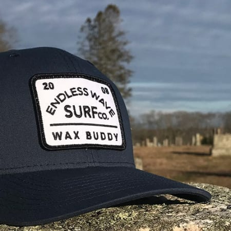 waxbuddy trucker hat